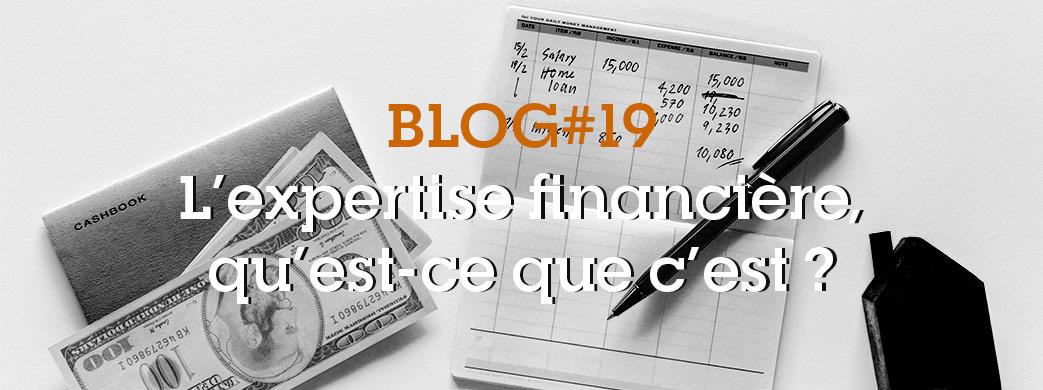 Expertise financière
