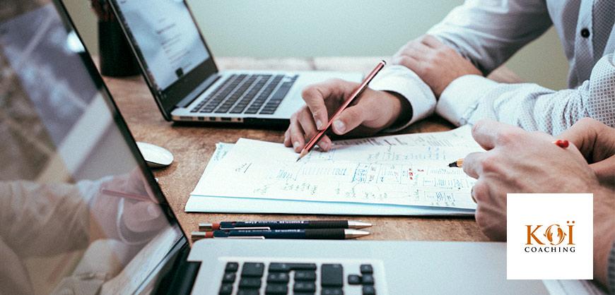 expertise financière création d'entreprise