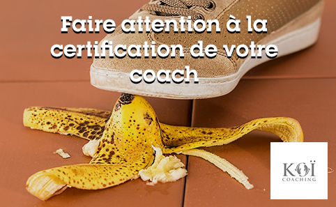 certification coach