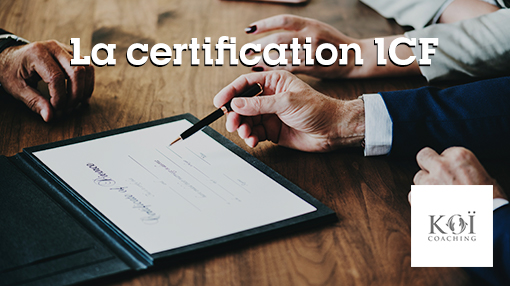 Certification ICF