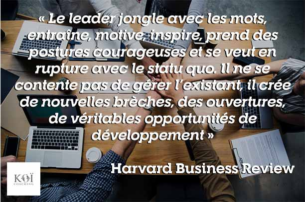 définition leadership