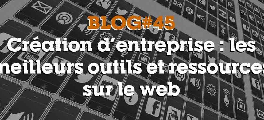outils web créateur d'entreprise